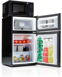 Danby reg One Plug trade by MicroFridge Refrigerator 3 1MF4-7D1-open Custom