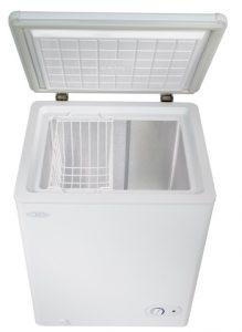 Danby Chest Freezer Chest Freezer Open Custom