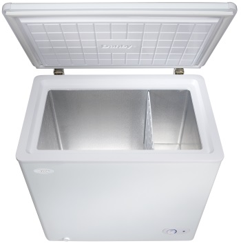 3.8 cu. ft. Danby® Chest Freezer