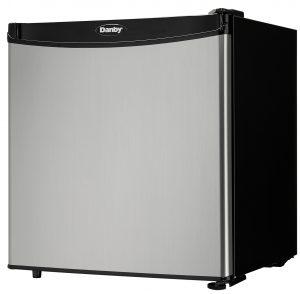 Danby Refrigerator DAR016A1BSLDB Left Closed
