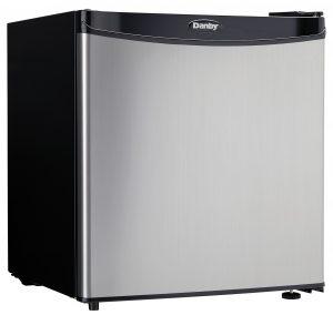 Danby Refrigerator DAR016A1BSLDB Right