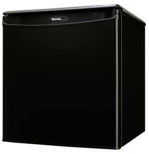 Danby Refrigerator DAR017A2BDD EXTERIOR LEFT