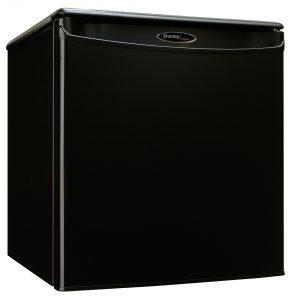 Danby Refrigerator DAR017A2BDD EXTERIOR RIGHT