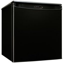 Danby Refrigerator DAR017A2BDD EXTERIOR RIGHT Custom