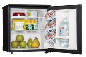 Danby Refrigerator DAR017A2BDD INTERIOR Custom