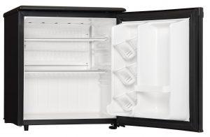 Danby Refrigerator DAR017A2BDD INTERIOR RIGHT