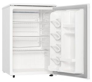 Danby Refrigerator DAR026A1WDD INTERIOR EMPTY