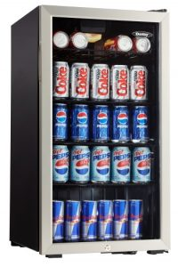 Danby Beverage Center DBC120BLS right Custom