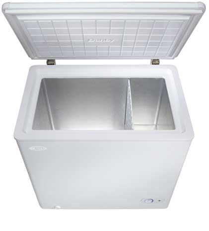 5.5 cu. ft. Danby® Chest Freezer
