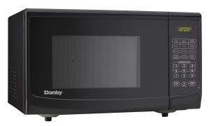 Danby Microwave DMW111kbldb right