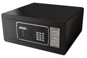 MicroFridge Safe MFSAFE01 Left HighAngle Custom