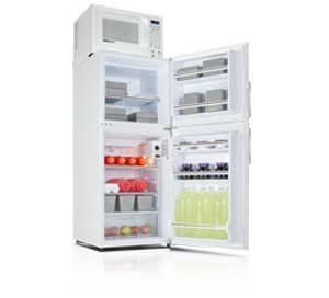 MicroFridge Combination Unit MicroFridge 4 8MF-9D1W white FR DO P10809 F