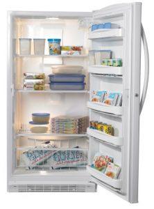 Danby Upright Freezer Upright Freezer interior 2 Custom