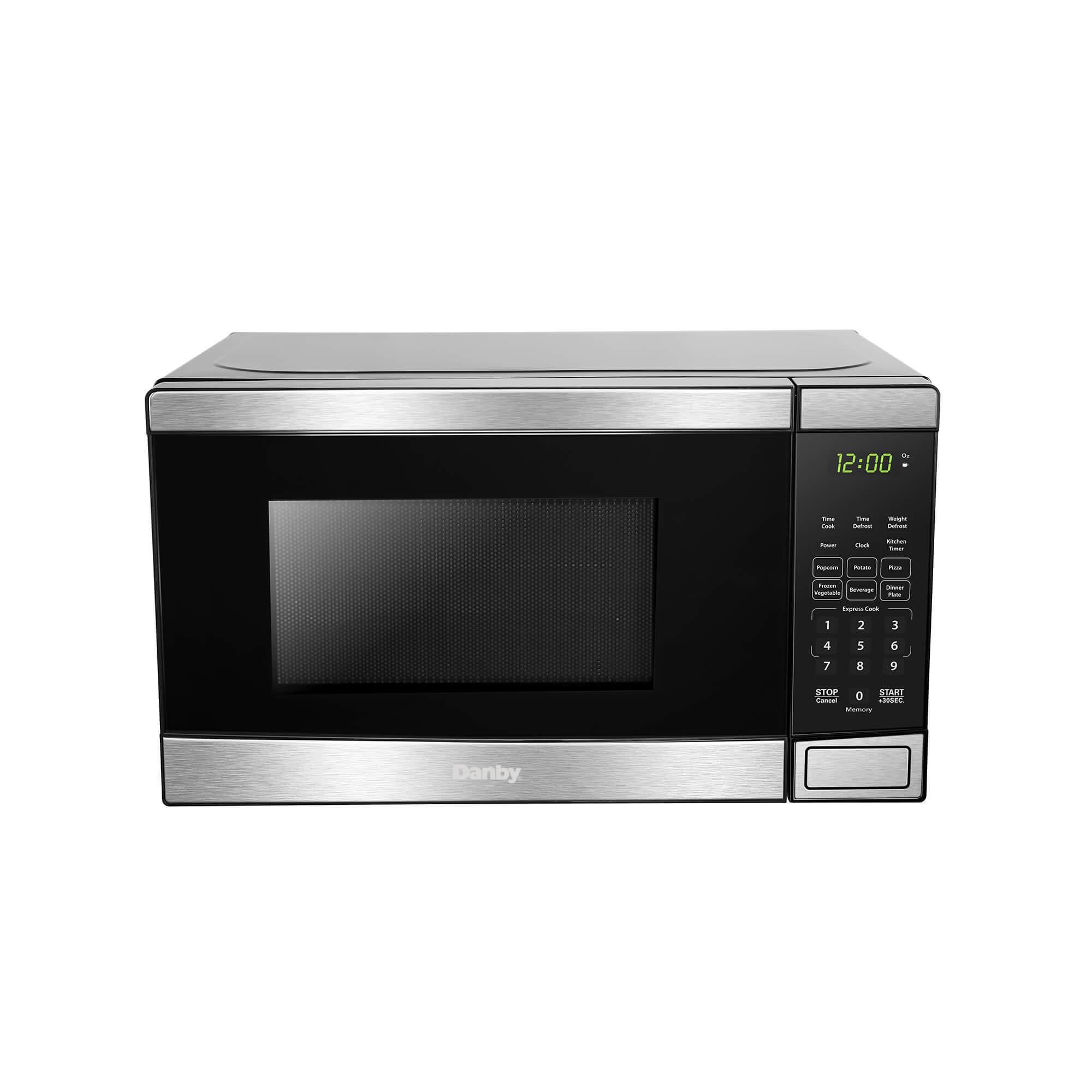 0.7 cu. ft.  Stainless Steel Danby® Microwave