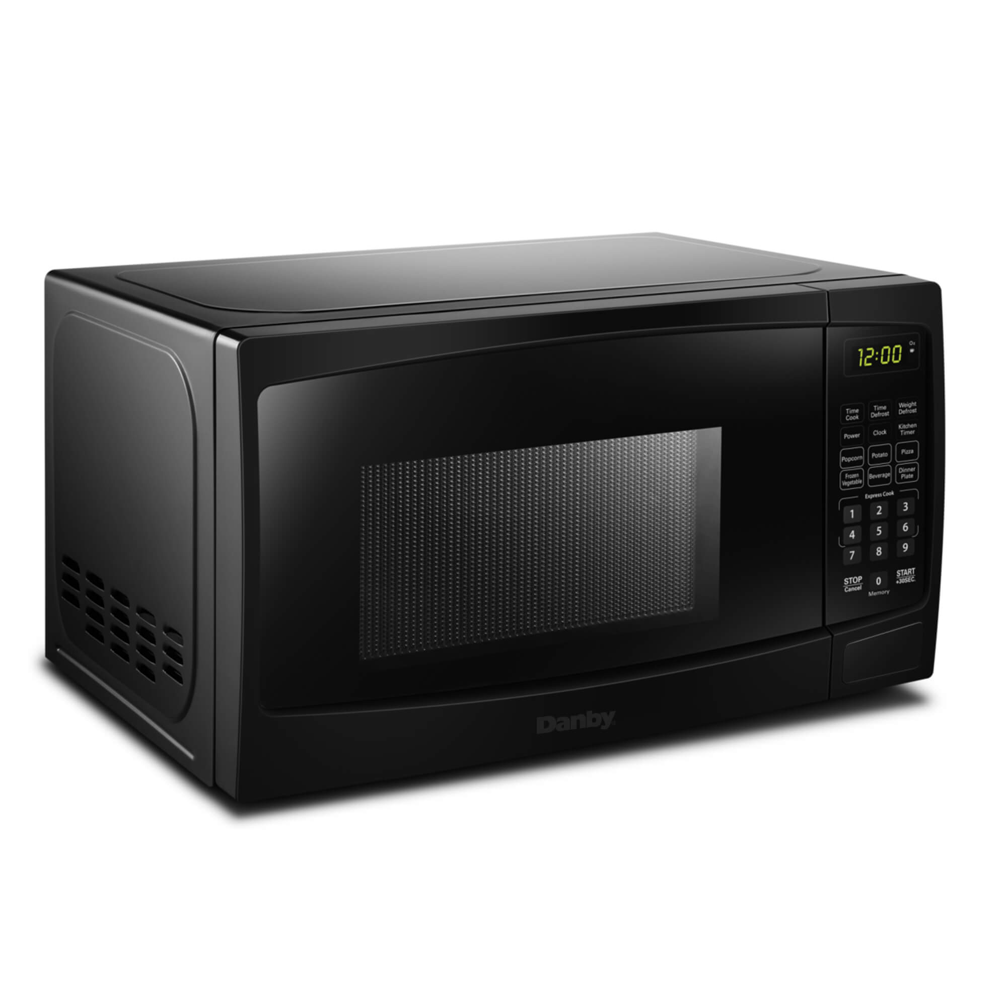 1.1 CU. FT. DANBY® STAINLESS STEEL MICROWAVE