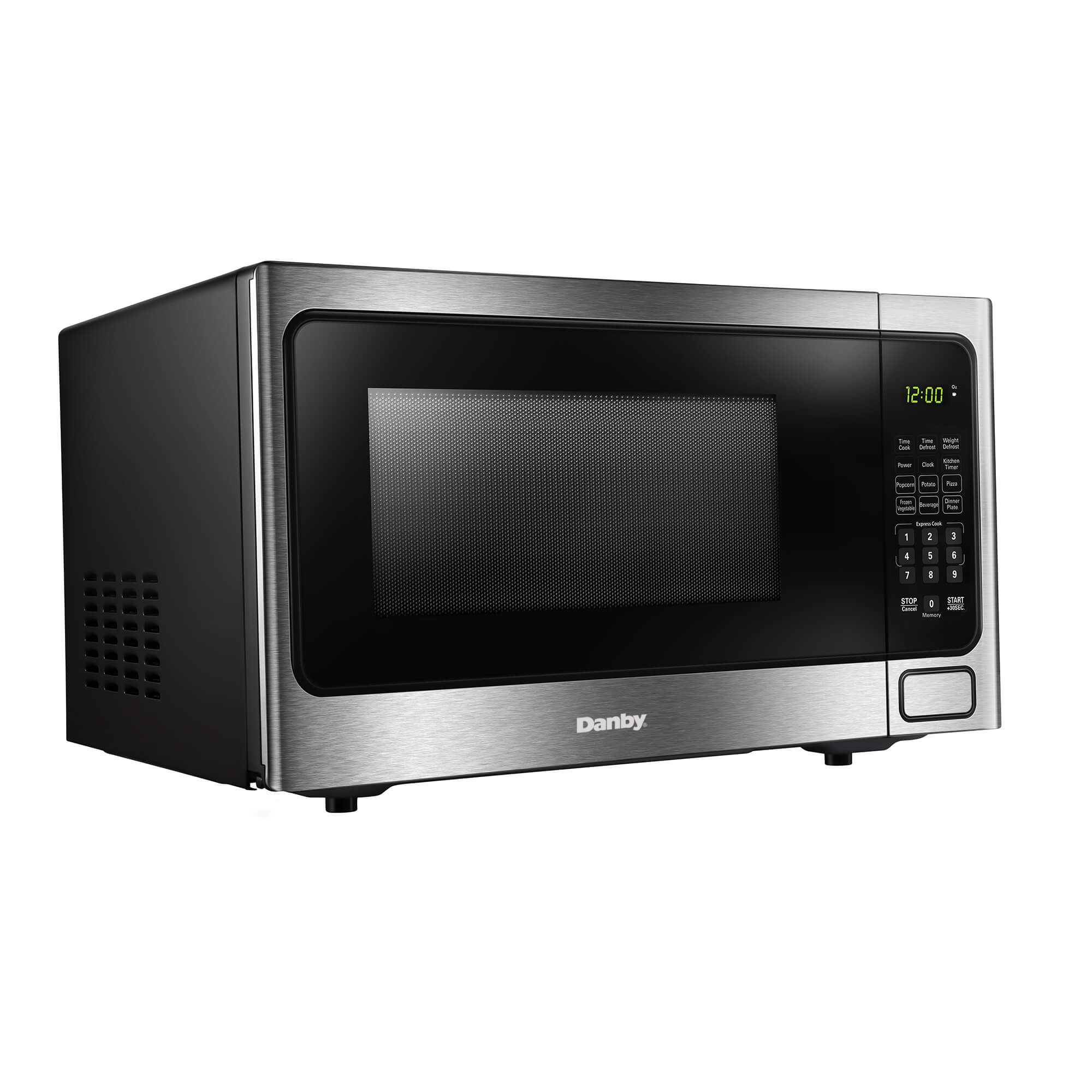 1.1 cu. ft. Danby® Microwave DDMW1125BBS