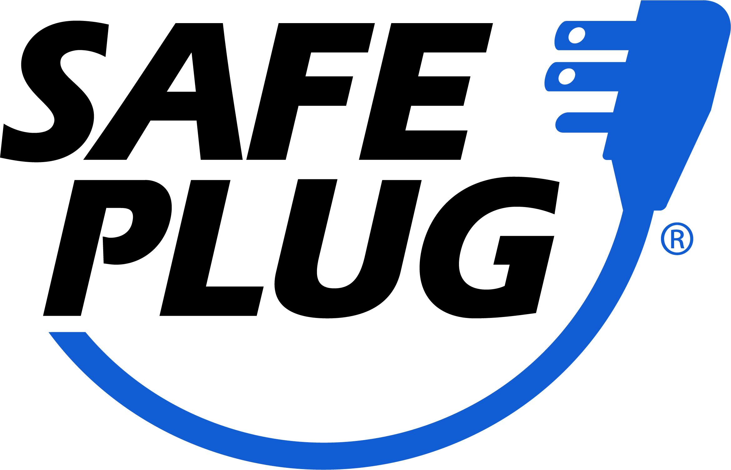safe plug logo
