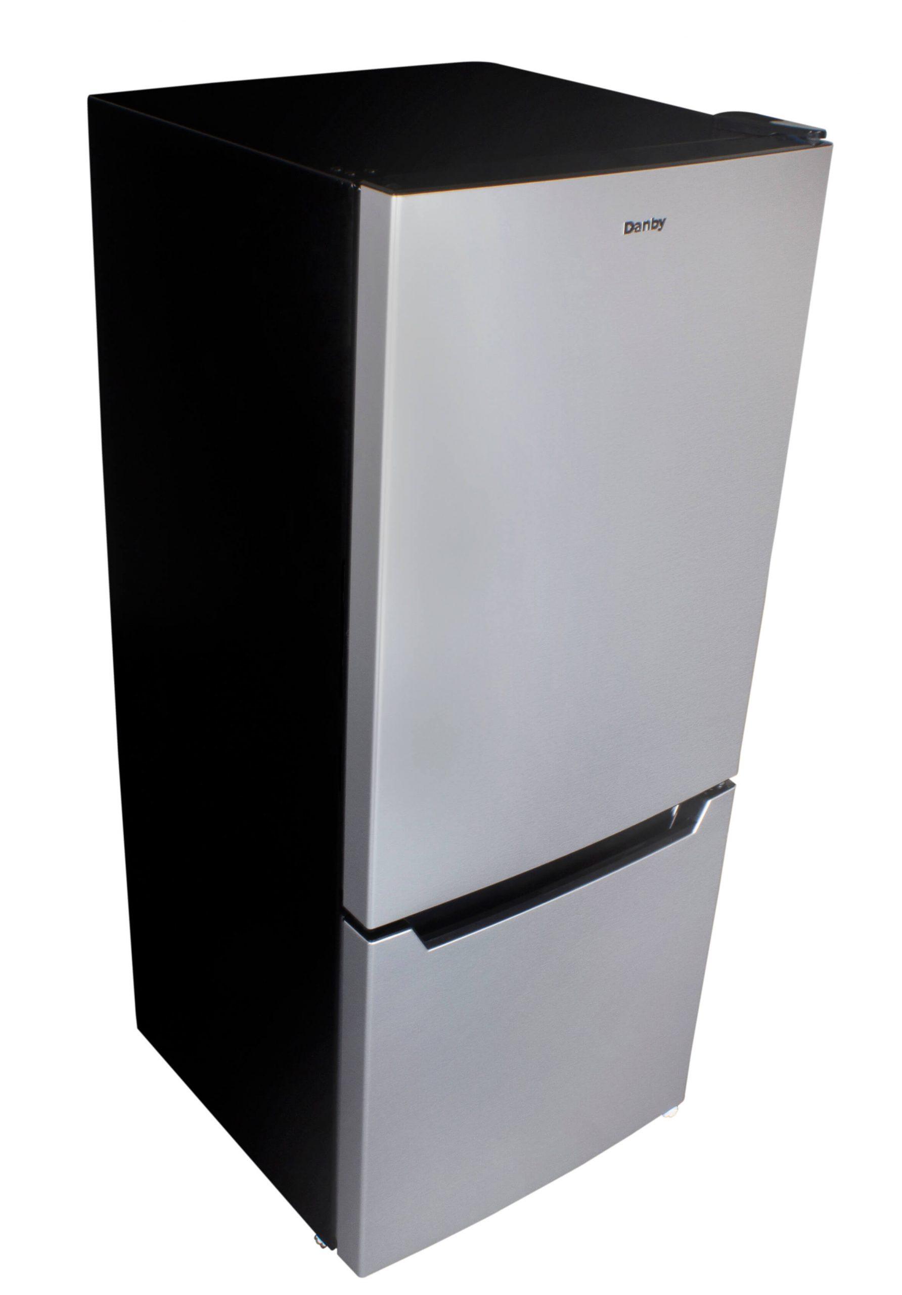 Danby 4.1 cu. ft. Bottom Mount Compact Refrigerator