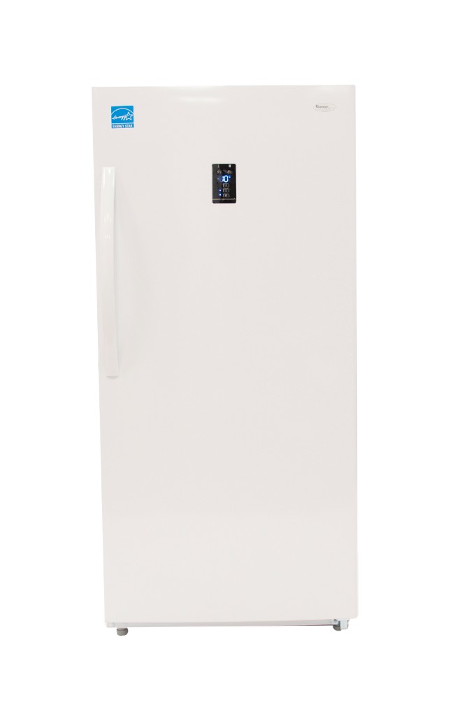 Danby Designer 14 cu. ft. Convertible Upright Freezer or Refrigerator